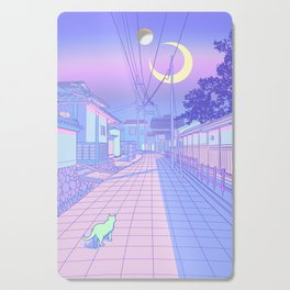 Kyoto Nights Cutting Board
