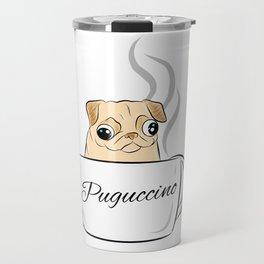 Puguccino Travel Mug