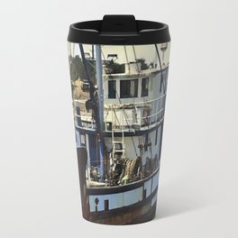 Monterey Fishing Travel Mug
