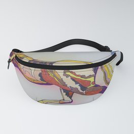 1990 Year of the Horse Fanny Pack