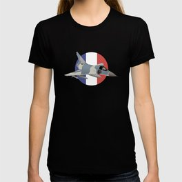 Mirage French Jet Fighter T-shirt