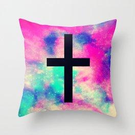 cross 604 Throw Pillow