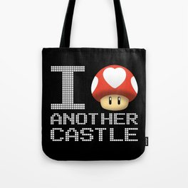 I Love Another Castle Tote Bag