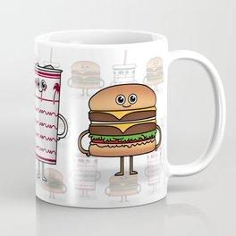BFF: Meal Deal Coffee Mug