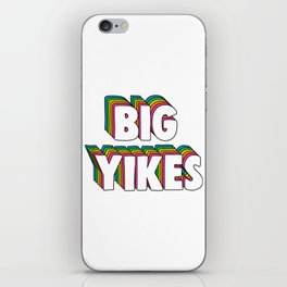 Big Yikes Meme iPhone Skin