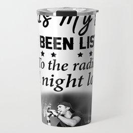 luke bryan shirt Travel Mug