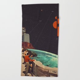 Hopes And Dreams Beach Towel
