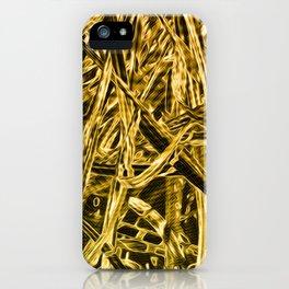 Metallurgy iPhone Case
