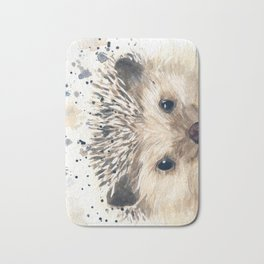 Humble Hedgehog Bath Mat