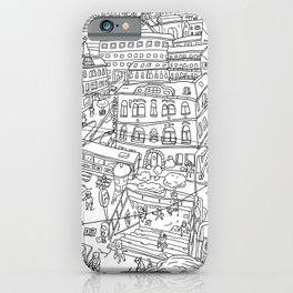 Budapest X iPhone Case
