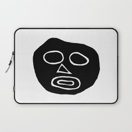 The big head Laptop Sleeve