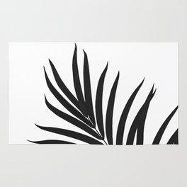 Tropical Palm Leaf #1 #botanical #decor #art #society6 Rug