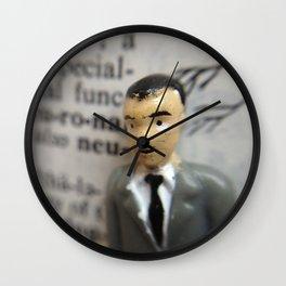 Ninny Neuron Wall Clock