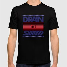 Drain the Swamp - MAGA! T-shirt