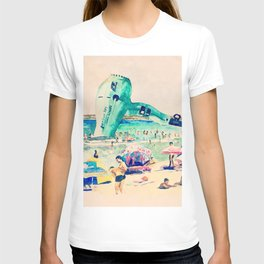The Catcher in the Sea T-shirt