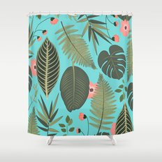 Blush Pop #society6 #decor #buyart Shower Curtain