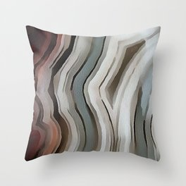 Bleubahken Throw Pillow
