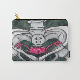 Crabby Uterus I Carry-All Pouch