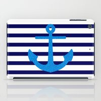 sail iPad Cases featuring Sail by M Studio