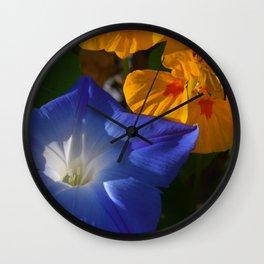 Complimentary Companions Wall Clock