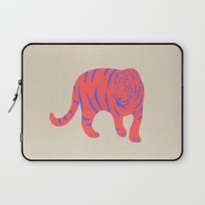 Uzual Tiger, Tiger print, animal print, nursery art Laptop Sleeve