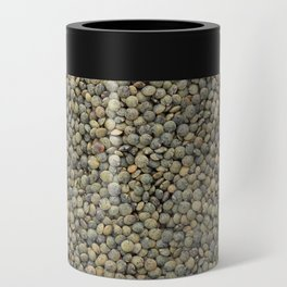 Marble green lentils Can Cooler