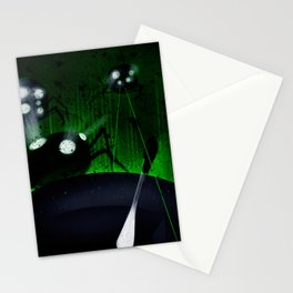 SCAPE - Heavy Metal Thunder Artwork Stationery Cards