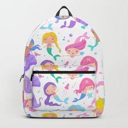Pretty Mermaids Backpack