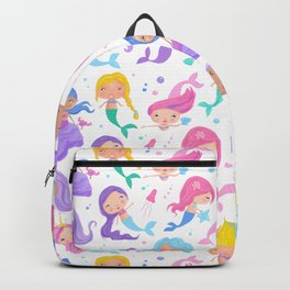Pretty Mermaids Backpack