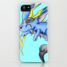 Bolt Carbuncle iPhone Case