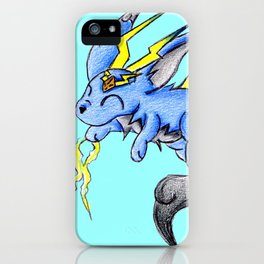 Bolt Carbuncle iPhone Case