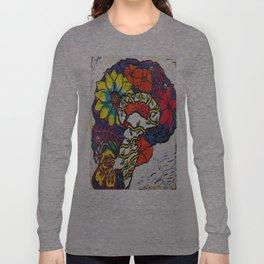 A Fertile Brain Long Sleeve T-shirt