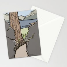 Trail Tree Stationery Cards