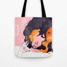 No Human #3 Tote Bag