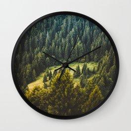 Take Me Home Wall Clock