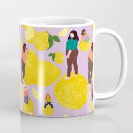 Lemon Babes Coffee Mug