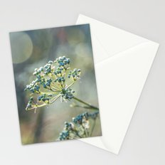 Early morninglight in a meadow Stationery Cards