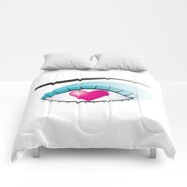 Eye Love Comforters