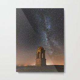 The Edge Of Space Metal Print