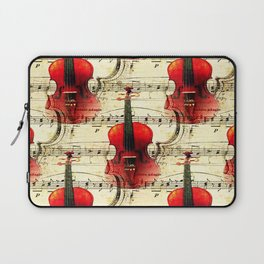 Violin Concerto Laptop Sleeve