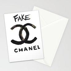 ''FAKE'' Stationery Cards