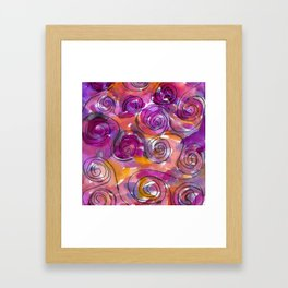 Come Dance with Me. Framed Art Print