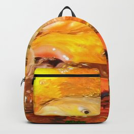 TEXTURES: Koi Swarm Backpack