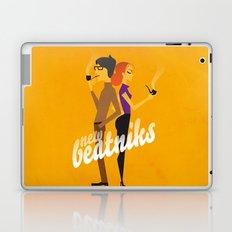 New Beatniks Laptop & iPad Skin