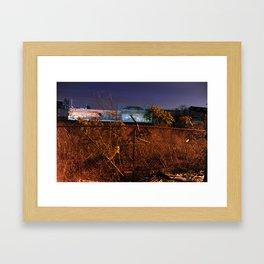 Rustic Framed Art Print
