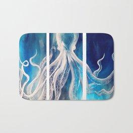 Octopus Tryptic Bath Mat