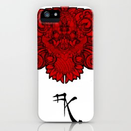 ONI by QA iPhone Case