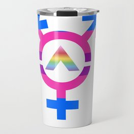 Proud To be an Ally Travel Mug
