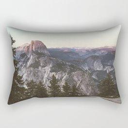Great Nights in Yosemite Rectangular Pillow