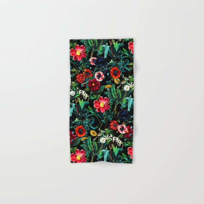 Night Forest VII Hand & Bath Towel